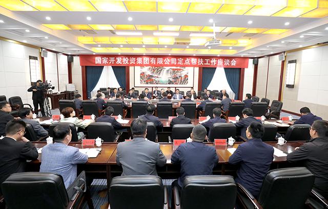国投党组集体赴甘肃庆阳调研助力乡村振兴工作